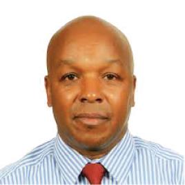 Dr. Charles E Kabetu